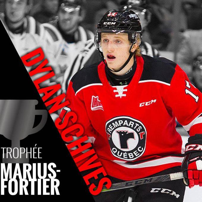 Trophée Marius Fortier